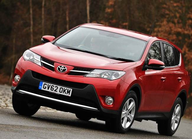 Toyota RAV4 Crossover 2.2 D-4D Review