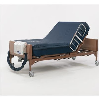 microAIR MA95Z lateral rotation mattress