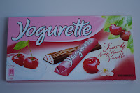 Yogurette Limited Edition Winter 2012