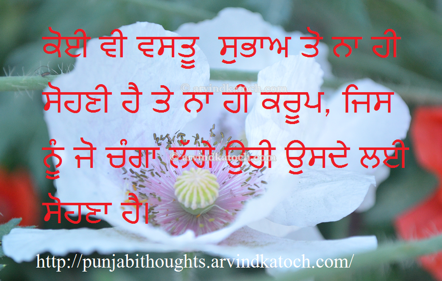 thoughts in punjabi thought of the day amazing pictures