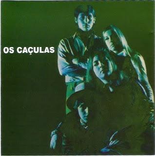 OS CAÇULAS - OS CAÇULAS (1969)