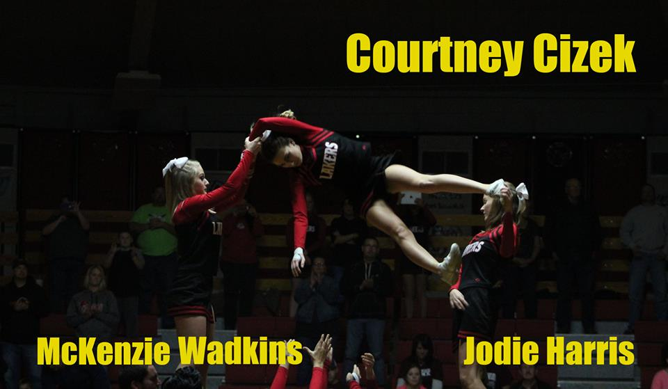 McKenzie Wadkins - Courtney Cisek - Jodie Harris