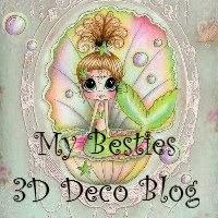 3D Kaarten My Besties