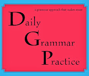 Daily Grammar Practice Video