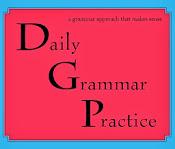 Daily Grammar Practice Video