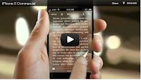 Konsep iPhone 5 Dengan Layar transparan (video)