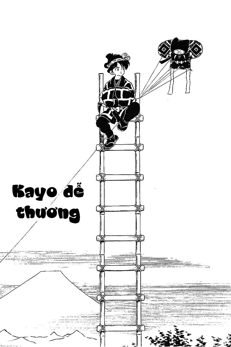 Nijiiro Togarashi - Ớt Bảy Màu chap 5 - Trang 1
