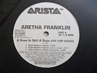Aretha Franklin – A Rose Is Still A Rose (Hip Hop Mixes) (Promo VLS) (1998)