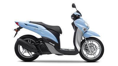 Yamaha Xenter 125 (2012) Side 1