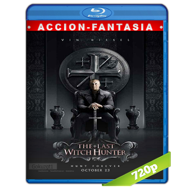 El Ultimo Cazador De Brujas (2015) BRRip 720p Audio Trial Latino-Castellano-Ingles 5.1