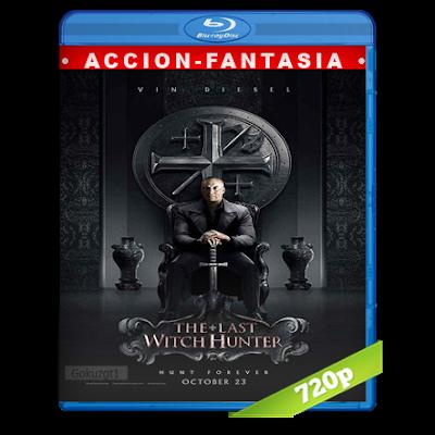 El Ultimo Cazador De Brujas (2015) BRRip 720p Audio Trial Latino-Castellano-Ingles 5.1