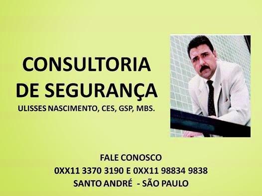 CONSULTORIA DE SEGURANÇA