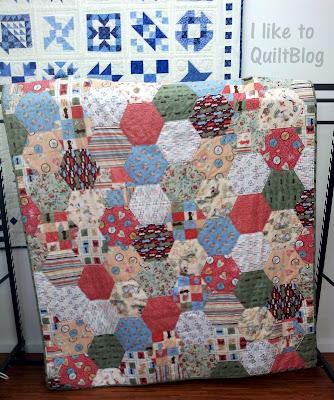 Bente´s QuiltBlog