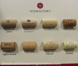 Alternative Wine Closure Nomacorc Oxygen Management System