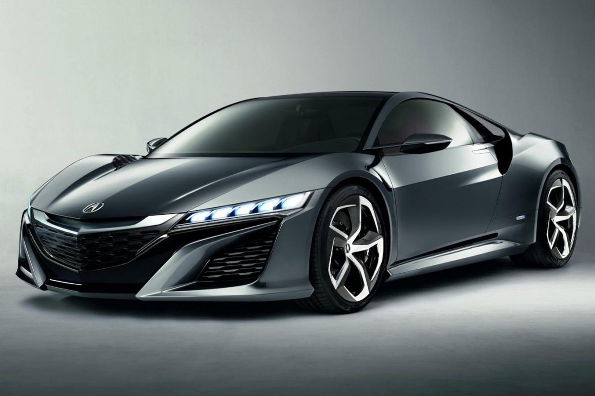 Honda Acura NSX. Majalah Otomotif Online