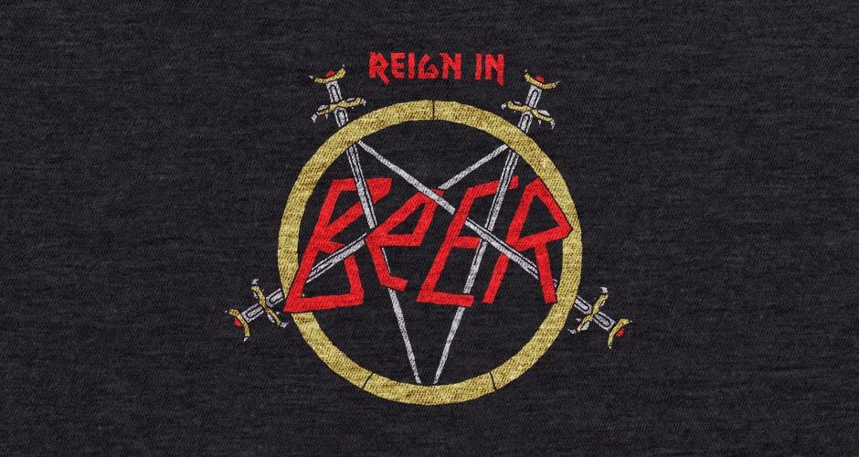 reign+in+beer lazer gun diplomacy heavy metal signature alcohol