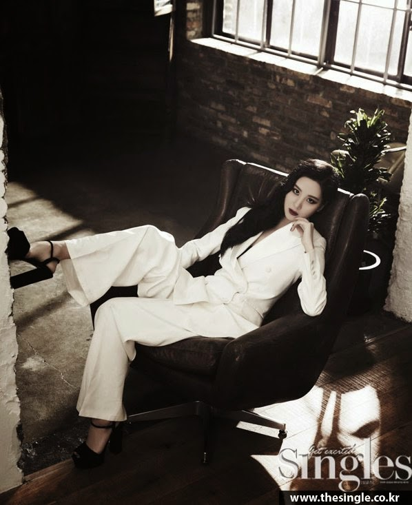 snsd seohyun singles magazine