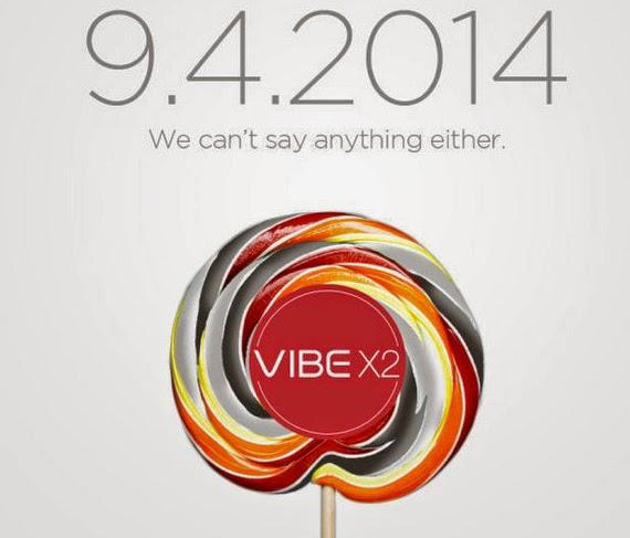 Lenovo, απαντά στην πρόσκληση της Apple με το teaser του Vibe X2