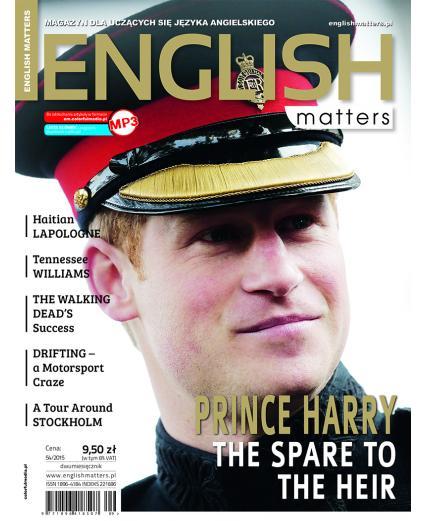 English Matters 54/2015 wrzesień-październik.