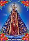 Convite e programação do Festejo de Nossa Senhora Aparecida Comunidade Curral Grande