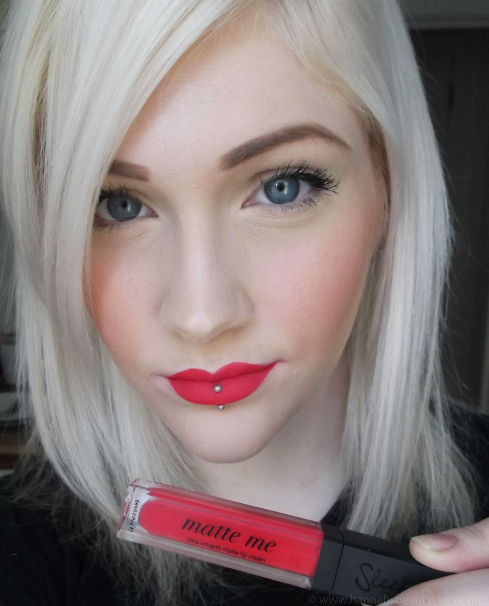 Sleek Matte Me Lipsticks, red lips, matte red lips, coral lipsick, Lime Crime suedeberry