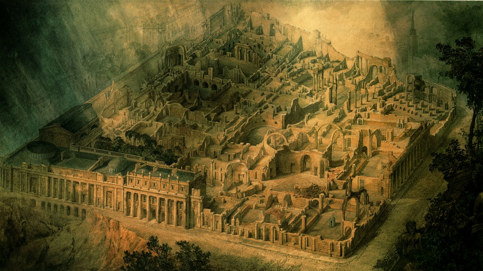 ruins in a landscape essays in antiquarianism England's ruins: poetic purpose and the national landscape the tradition of antiquarianism which gathers together textual fragments and relics into.