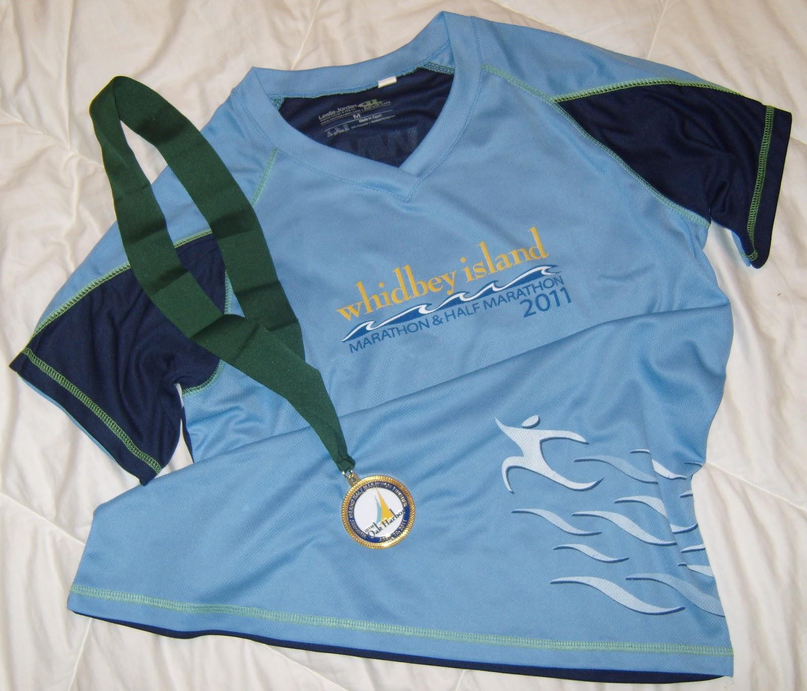 Whidbey Island Half Marathon Results