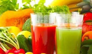 Resep Jus Buah dan Sayuran yang Bagus Untuk Diet