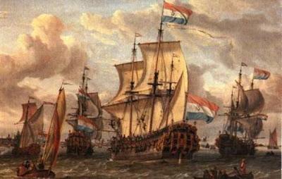 Sejarah Singkat Terbentuknya VOC