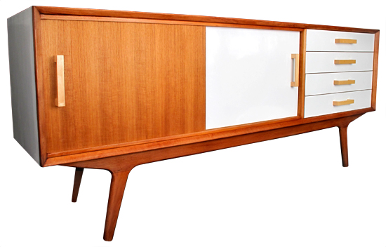 Vintage Modern Furniture 1950s Bedroom Furnitur...