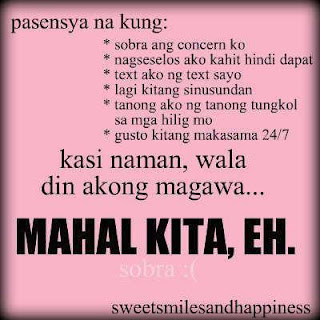 Text kilig quotes