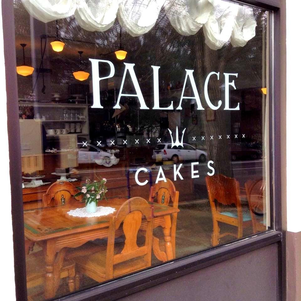 Palace Cakes Portland, Oregon