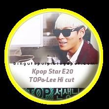 Kpop Star E20 - TOP&Lee Hi cut