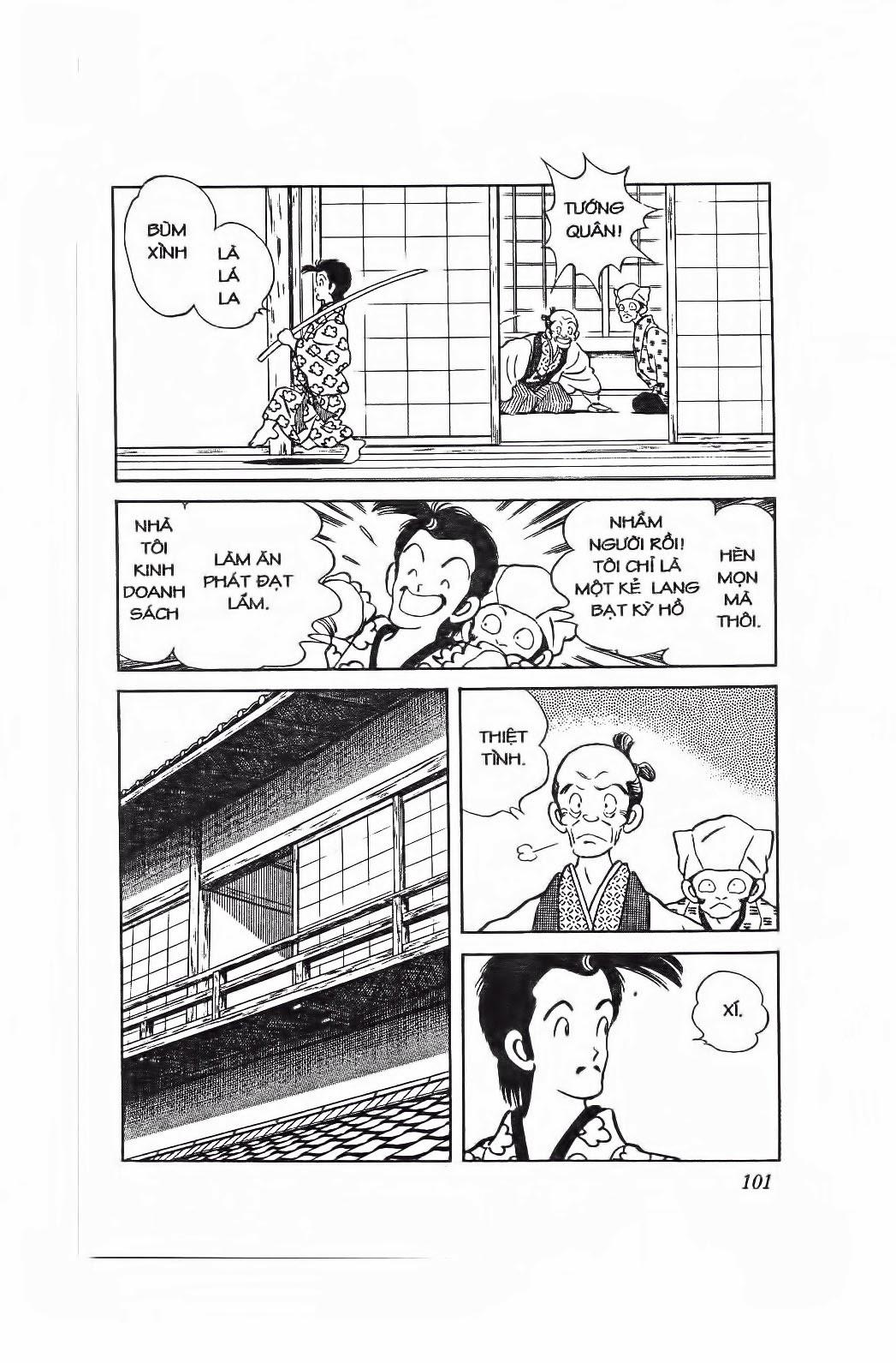 Nijiiro Togarashi - Ớt Bảy Màu chap 95 - Trang 6