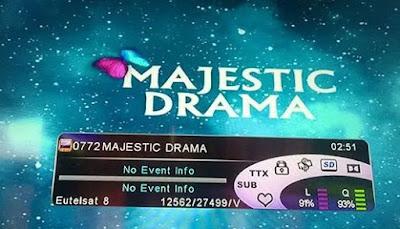 قناة ماجيستم دراما علي النايل سات/Majestic Drama