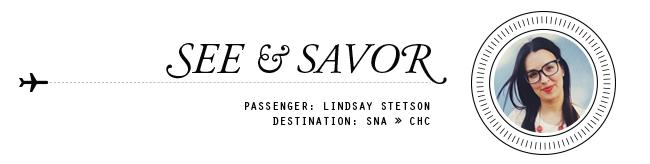 See and Savor w/Lindsay Stetson