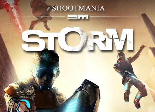 [PC] ManiaPlanet, portail et jeux de Nadeo ShootMania_Storm_title