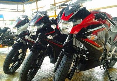 Honda CBR 150 Lokal