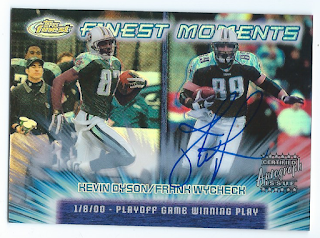 Highlights of COMC Randoms, including Terrell Davis' shoe and Variations on the Music City Miracle Highlights of COMC Randoms, including Terrell Davis' shoe and Variations on the Music City Miracle wycheck 2Bauto