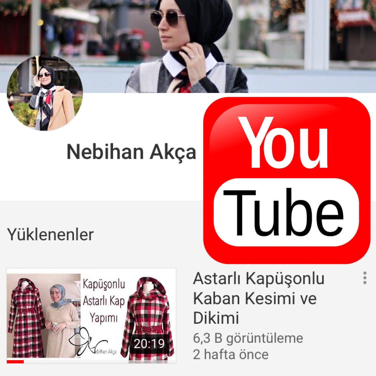 YouTube Sayfama Abone Olmayı Unutmayın✨