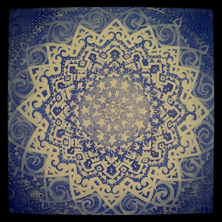Mandala Azul, Rodrigo Mendoza-Cortissoz