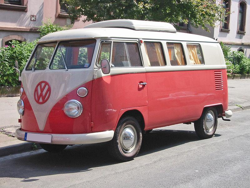 retro car mania volkswagen type 2 history. Black Bedroom Furniture Sets. Home Design Ideas