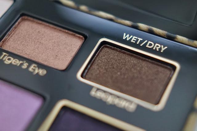wet dry eyeshadow