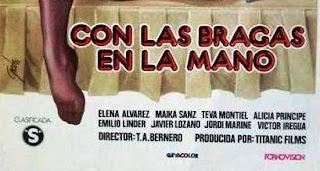 Con las bragas en la mano (1982).