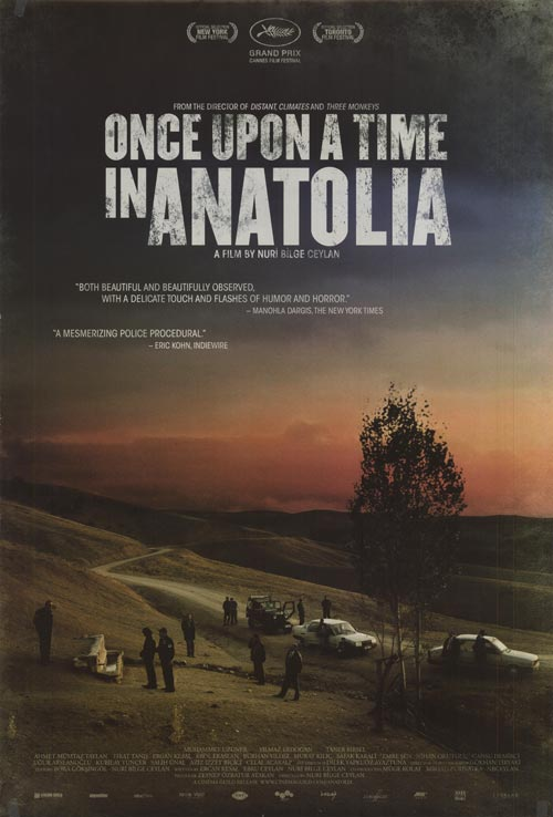 Once Upon A Time In Anatolia & Salo : 120 Days of Sodom