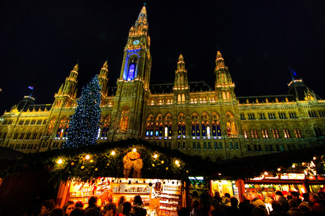 Europe's most magical Christmas destinations