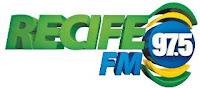 ouvir a Rádio Recife FM 97,5 ao vivo e online Recife