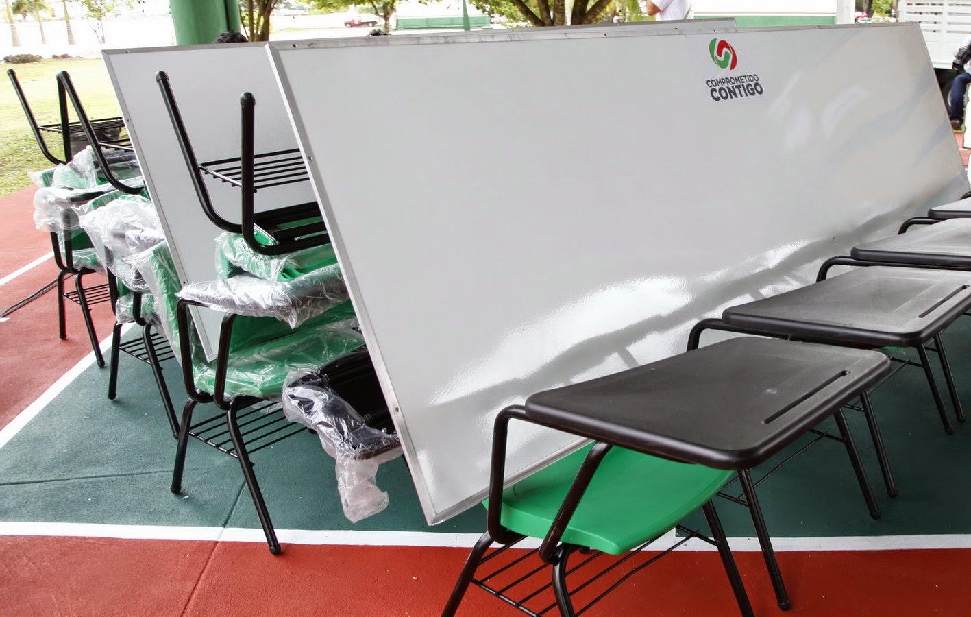Periodismo sin censura anuncia el gobernador for Mobiliario y equipo