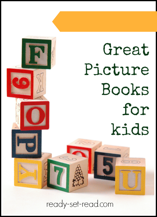 recommended picture books for kids
