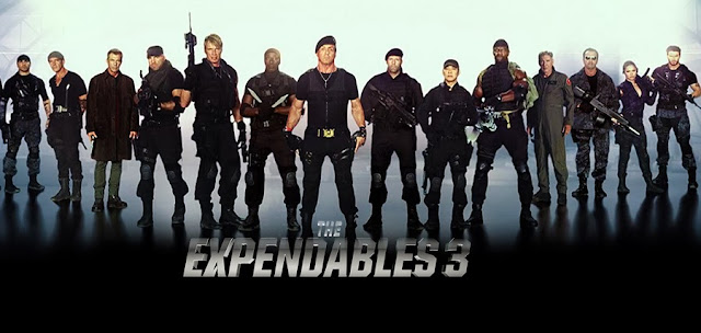 Distributia The Expendables 3 in primul teaser trailer oficial